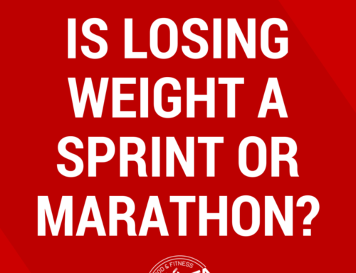Is Losing Weight A Sprint or Marathon?