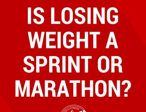 Is Losing Weight A Sprint or Marathon?