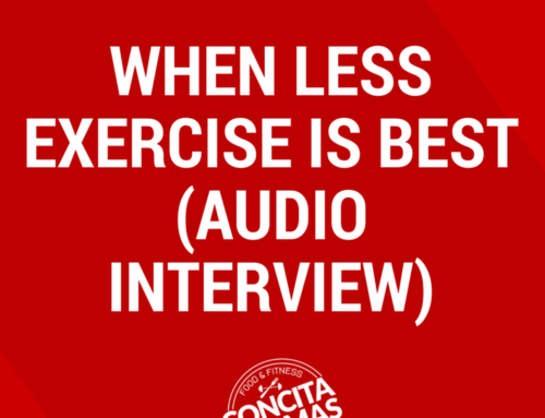 When Less Exercise is Best (Audio Interview)