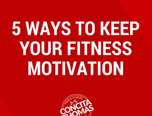 5 Ways to Keep Your Fitness Motivation