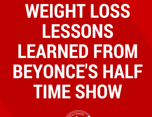 Weight Loss Lessons From Beyonce's Super Bowl Halftime Show
