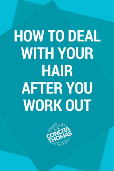 How to Deal With Your Hair After You Work Out: You want to be consistent with your workouts. But, sometimes your hair gets in the way. Click through to the blog to watch videos of three quick post-workout hairstyles that can take you from gym hair to office hair in minutes. Workout, Post-Workout Hair, Hair Hacks for Working Out, Natural Hair