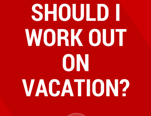Should I Work Out on Vacation Or Not?