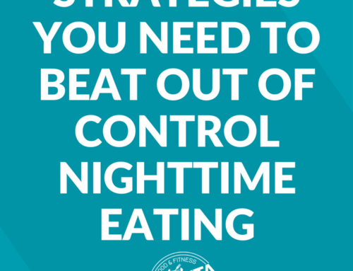 The Real Strategies You Need to Beat Out of Control Nighttime Eating While Working Late