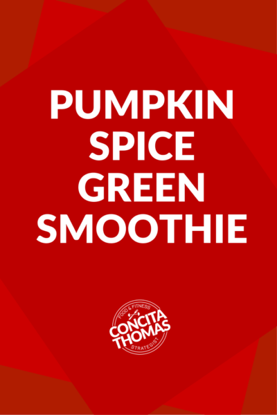 Pumpkin Spice Green Smoothie: Click through to get the recipe for the perfect fall time green smoothie with all of the pumpkin spice flavor without the sugar. Perfect drink for you if you are on a weight loss journey or just enjoy eating clean. Weight Loss, Nutrition, Clean Eating, Pumpkin Spice, Green Smoothie, Green Smoothies