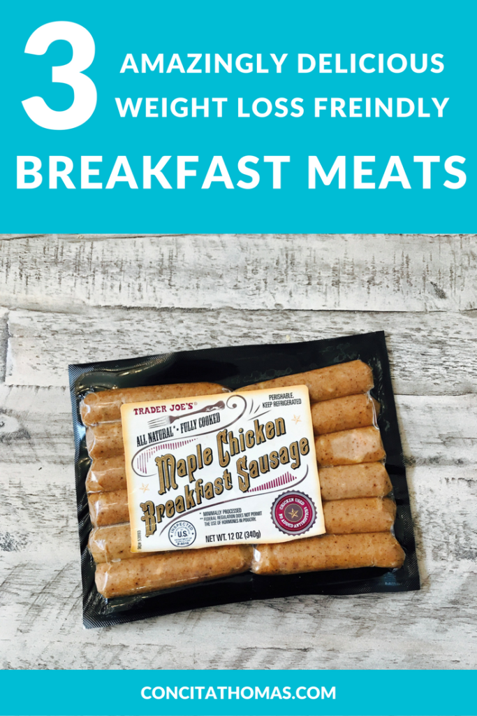 3 Amazingly Delicious Breakfast Meats That You Won't Believe Are Weight Loss Friendly: You don't have to give up your bacon and sausage to lose weight. Click through to read the article and discover three amazingly delicious, weight loss friendly breakfast meats.