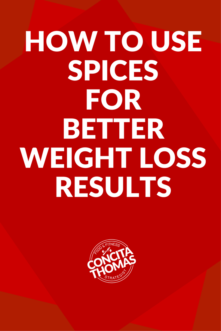 How to Use Spices for Better Weight Loss Results