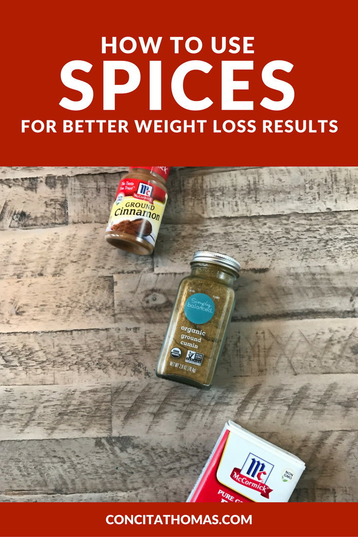 How to Use Spices for Better Weight Loss Results: Read to discover exactly which spices to use to enhance the taste of your meals and accelerate your weight loss results. Spices, Weight Loss