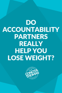 Do Accountability Partners Really Help You Lose Weight?: Click through and read the article to find out if an accountability is the right next step for you on your weight loss journey. accountability partners, weight loss