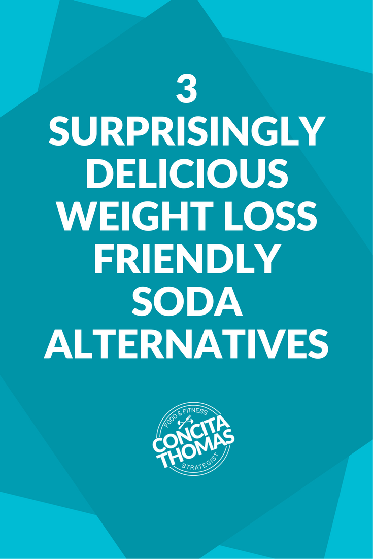3 Surprisingly Delicious Weight Loss Friendly Soda Alternative: Click through to discover delicious soda alternatives to get better weight loss results without giving up the fizz and flavor.
