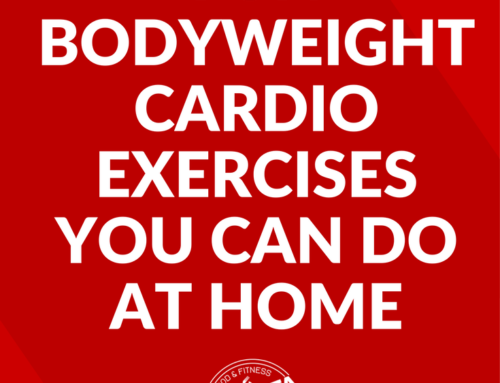 5 Fun Bodyweight Cardio Exercises You Can Do at Home