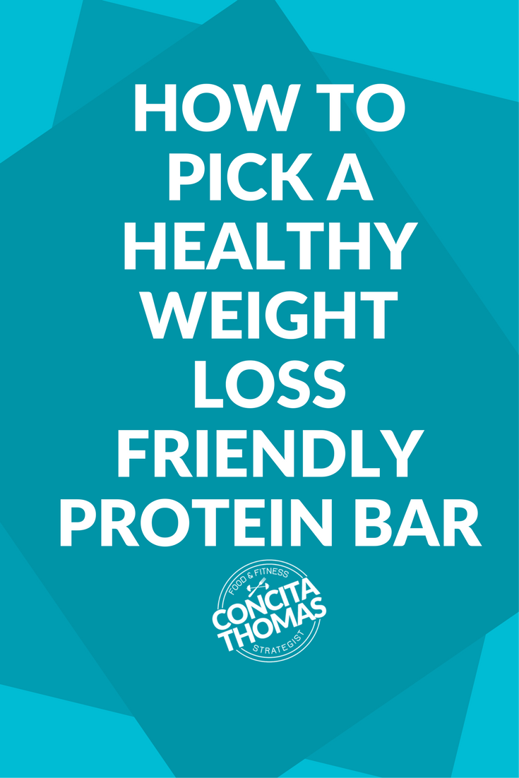 How to Pick a Protein Bar that is Healthy and Weight Loss Friendly