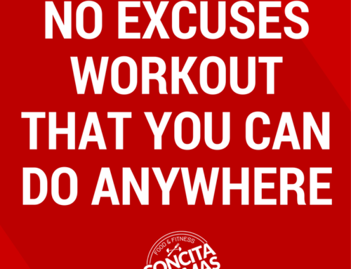 5-Minute No Excuses Workout You Can Do Anywhere