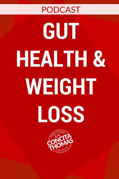 Gut Health & Weight Loss Jillian Teta
