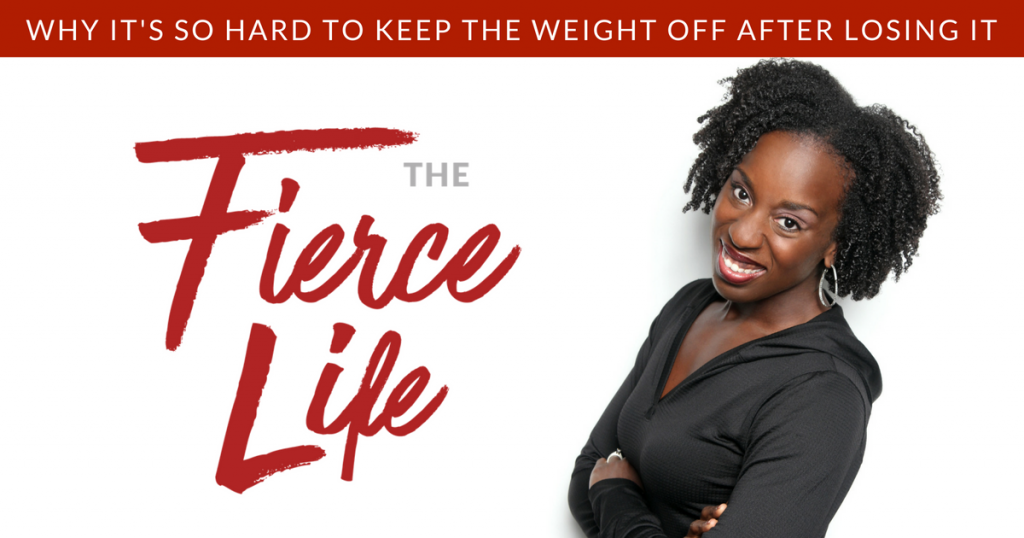 Why It's So Hard to Keep the Weight Off After You Lose It: Click through to discover why it's so easy to gain the weight back and how to stop doing that.