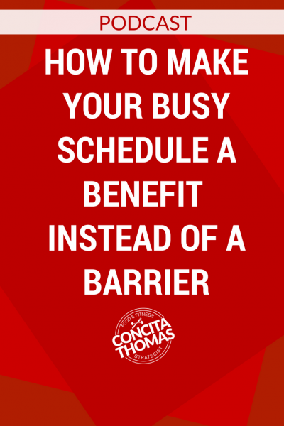 How to Make Your Busy Schedule a Benefit Instead of a Barrier on Your Weight Loss Journey: Click through to listen to the podcast and find out how to make it happen. Weight Loss, Busy Woman