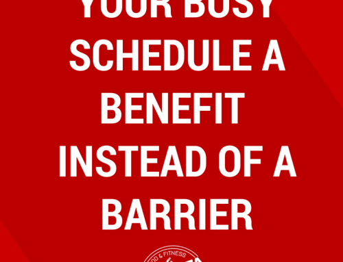 How to Make Your Busy Schedule a Benefit Instead of a Barrier on Your Weight Loss Journey
