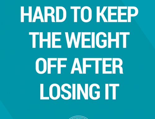 Why It's So Hard to Keep the Weight off After Losing It