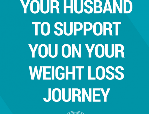 How to Get Your Spouse to Support You On Your Weight Loss Journey