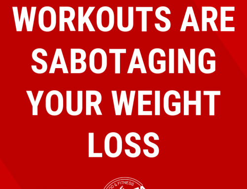 How Your Workouts Are Sabotaging Your Weight Loss