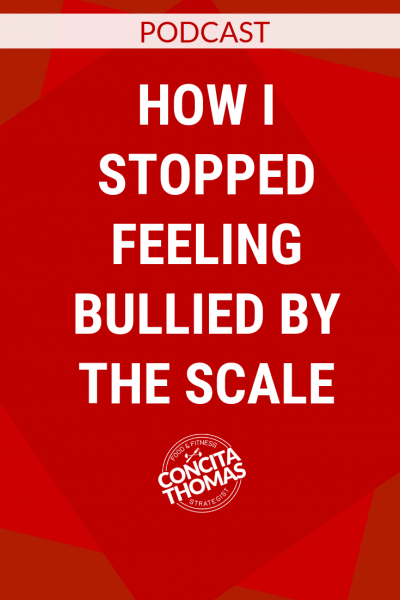 How I Stopped Feeling Bullied by the Scale