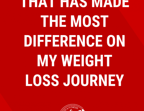 One Exercise That Has Made the Most Difference on My Weight Loss Journey