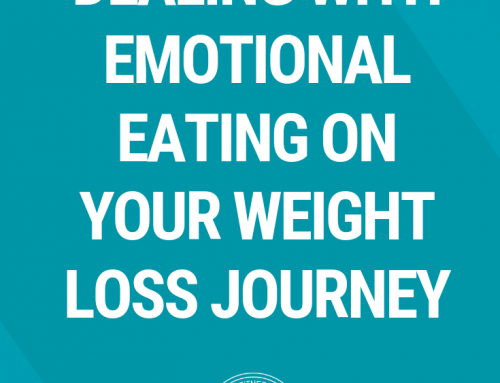 Dealing with Emotional Eating on Your Weight Loss Journey