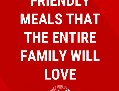 Fast Figure Friendly Meals that the Entire Family Will Love