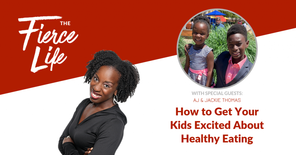 How to Get Your Kids Excited About Healthy Eating