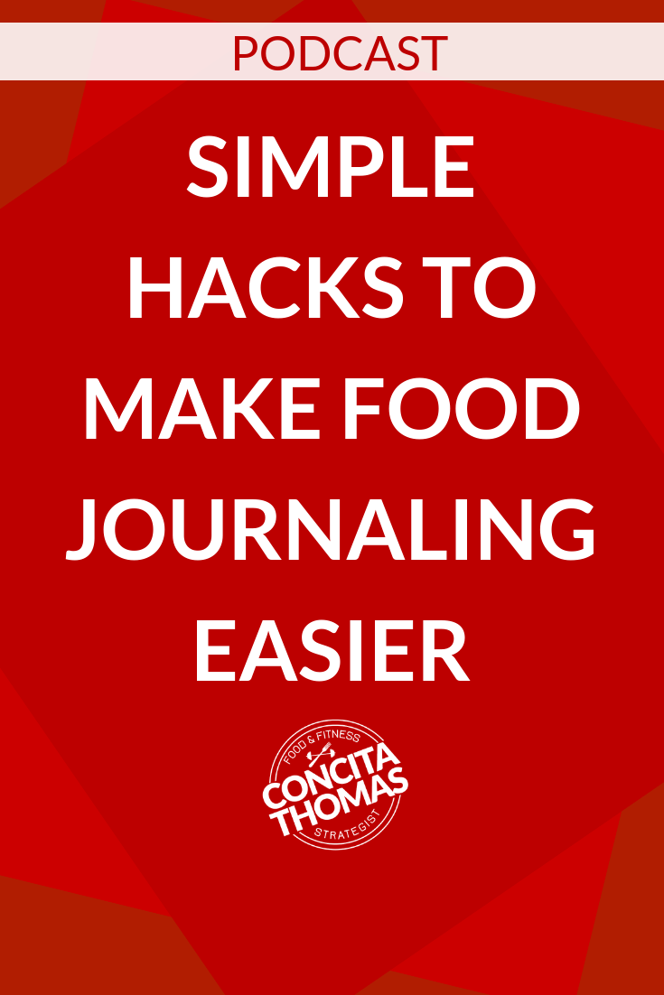 Simple Hacks to Make Food Journaling Easier